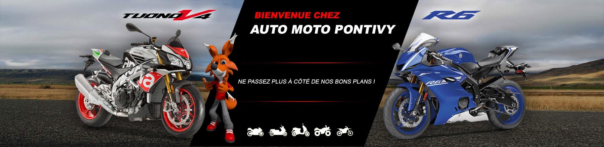 Bienvenu chez auto moto pontivy